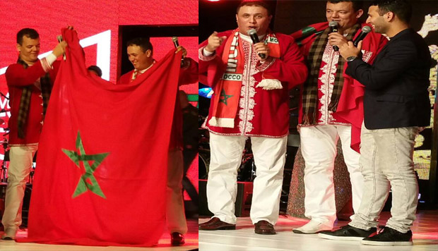 إجماع مغاربة المهجر على نجاح عروض الثنائي الكوميدي جمال ونورالدين بأوربا