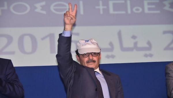 """العماري: """"البجيدي"""" ليس خطا أحمر، ولا أريد رئاسة الحكومة المقبلة، وإلياس ولد خديجة ماشي هو إلياس الآن"""