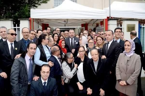 مغاربة المهجر فخورون بعناية الملك لأفراد الجالية المغربية المقيمة بالخارج