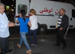 اعتقال رجلين ومرأتين في حالة تلبس بممارسة الدعارة بطنجة