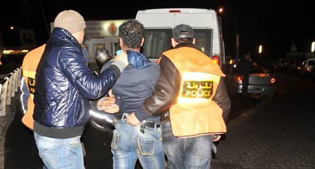 أمن فاس يوقيف 221 شخصا متورطين في أعمال إجرامية مختلفة في ظرف ثلاثة أيام