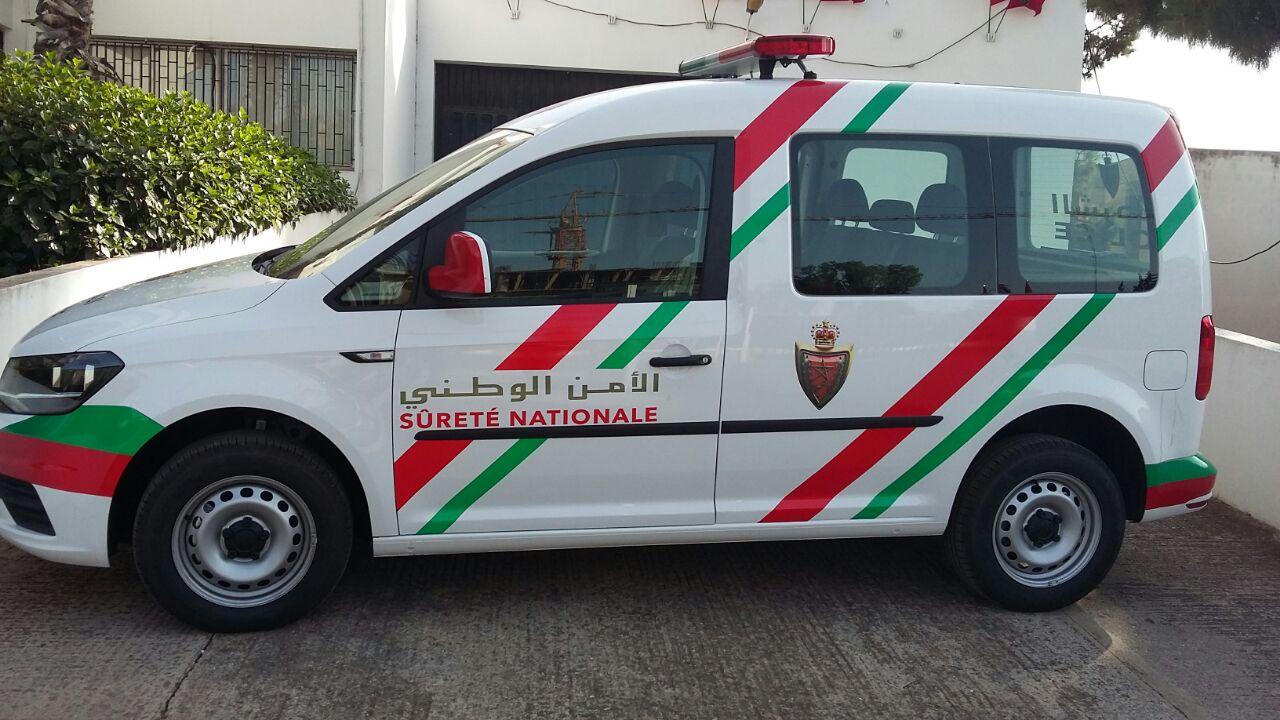 هذا هو المظهر الجديد لأسطول عربات وسيارات ودراجات الأمن الوطني المغربي